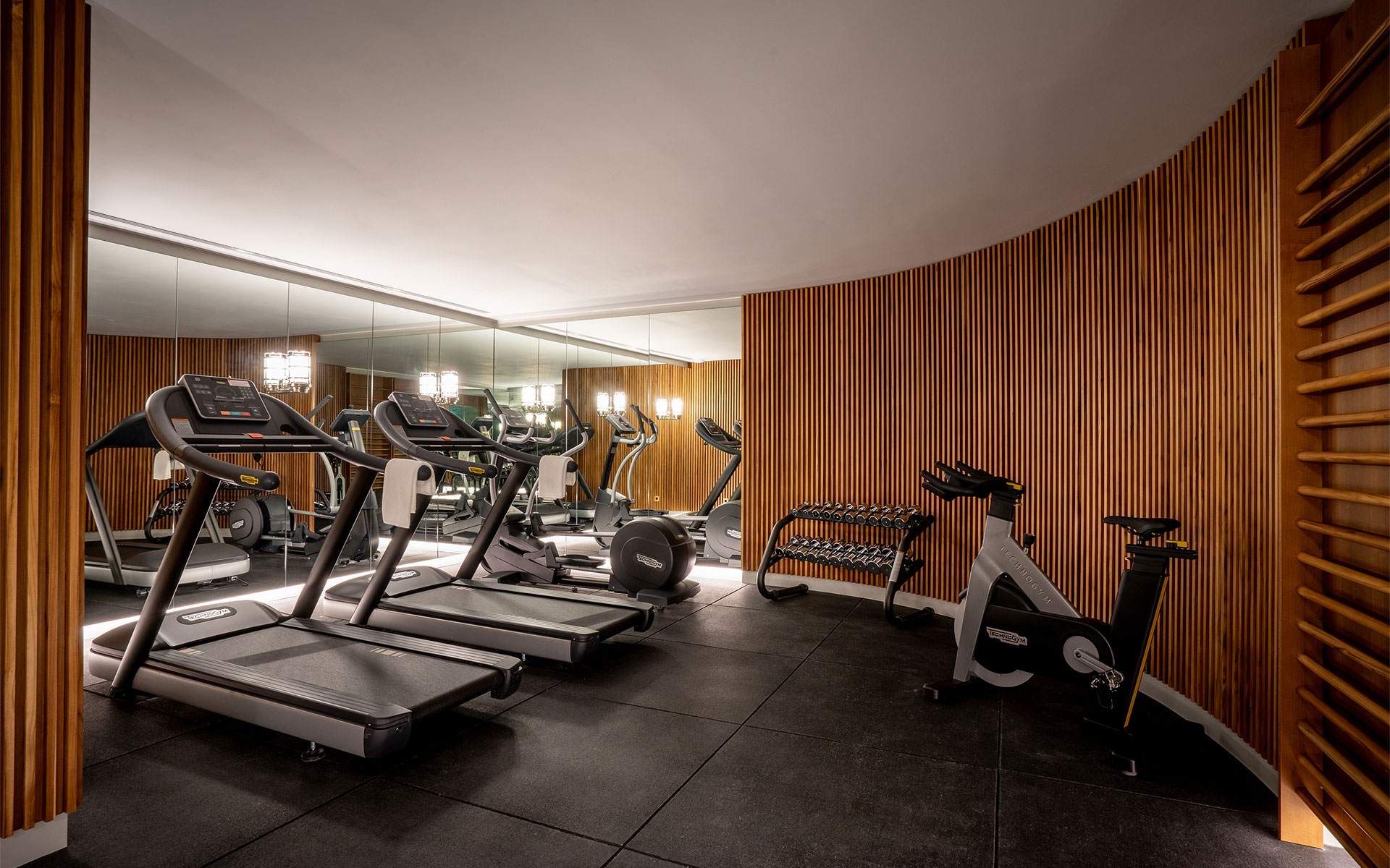 Maison Albar Hotels Le Monumental Palace fitness room